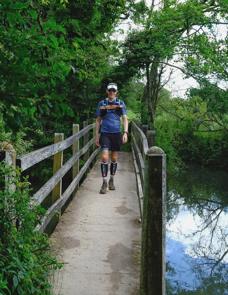Exton bridge crossing