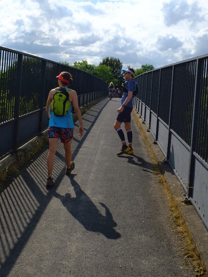 M3 bridge crossing